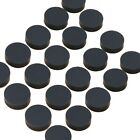 Sound Dampening Furniture Pads Cabinet Bumpers- Black Rubber Stopper