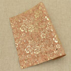 A4 Vintage Soft Cork Fabric Sheet For Patchwork Leathercraft Sewing Crafts Usa