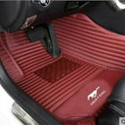 Suitable For Mustang 2005-2020 Car Floor Mats Front Rear Carpets Liner Auto Mats
