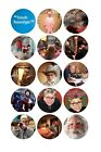 A Christmas Story Images 1 Inch25mm Bottlecap Images -15 Precut