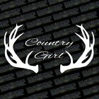 Country Girl Hunting Vinyl Decal Sticker For Car Or Truck Windows Laptops 6