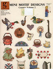 Mini Motif Counted Cross Stitch Charts - Your Choice - Many To Choose From