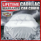 Cadillac Outdoor Car Cover Weatherproof 100 Full Warranty Customfit