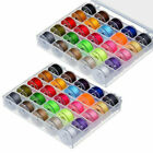Bobbins Sewing Thread Case For Brother Singer Babylock Janome Kenmore Usa