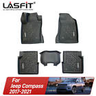 Floor Mats Custom Fit For Jeep Multichoice Frontrear All Weather Duty Odorless