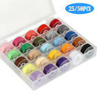 2550x Bobbins Sewing Thread Case Box For Brother Singer Babylock Janome Kenmore
