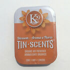 Keystone Tin-scents K29 Car Home Office Air Freshener Choose Scent Quantity
