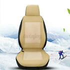 4 Fan Cooling Car Seat Cushion Cover Air Ventilated Fan Conditioned Cooler
