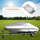 Boat Cover Yacht Outdoor Protection Waterproof Heavy Duty Silver Reflective C6u4