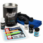 Exact-match Touch Up Paint Kit - Ford Chrome Copper Metallic Bam7383a