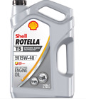 Shell Rotella T5 15w-40 Synthetic Blend Diesel Engine Oil 1 Gallon