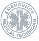Emt Logo Can Be Customized Vinyl Graphic Car Decalsticker - Choice Of 5 Color