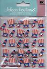 Jolees Fourth Of July Variety Themed Embellishment Stickersbnipcute