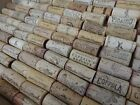 Premium Solid Cork Natural Used Wine Corks Asst Lots 1 To 20 Crafts Art Type A