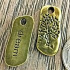 29mm Tree Of Life Dream Charms 2pcs Gold Silver Copper Bronze Free Shipping