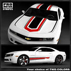 Chevrolet Camaro Hot Wheels Style Top And Side Stripes 2010 2011 2012 2013