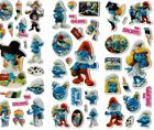 Choose Your Theme Set Of 20 Sheets 3d Puffy Stickers Fast Free Shipping