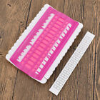 Plastic Cross Stitch Row Line Tool 30 Positions Thread Board Home Sewing Tools