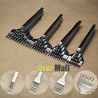 New Leather Craft Tools Hole Chisel Graving Stitching Punch Tools Set 3456mm