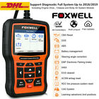 Obd2 Car Scanner Full System Abs Srs Sas Epb Dpf Tpms Oil Reset Diagnostic Tool