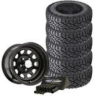Goodyear Duratrac Tire 31x10.50r15 And Pro Comp Series 51 Wheel 15x8 Package