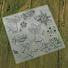 Various Silicone Clear Stamp Transparent Rubber Stamps Diy Scrapbooking Craft