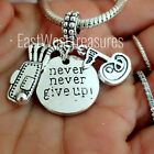 Golf Clubs Player Coach Inspirational Pendant Bracelet Necklace Jewelry Gifts