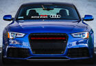 Windshielddecalcarstickerbannergraphicscompare Tocompatible Withaudi