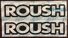 Roush Outline Decal Sticker Mustang F-150 P-51 Rs 17 Colors To Choose