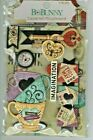 Bo Bunny Layered Chipboardseveral Varietiesso Beautiful Useful Quick Ship