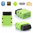 Elm327 Obd2 Wifi Bluetooth Car Code Reader Diagnostic Scanner For Iphone Android