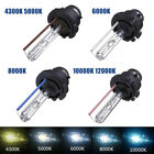 2x Hid Xenon D1s D2s For Osram Philips Headlights High And Low Beam Bulbs 6k 8k