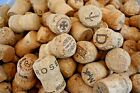 Natural Used Champagne Sparkling Wine Corks Lots 5 10 20 30 40 Crafts Knobs