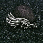 Lot Vintage Tibet Silver Owl Feather Wing Dragon Pendant Charms Jewelry Findings