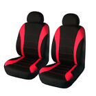 Breathable Front Car Seat Covers Sedansuv Protector Head Rest Set Covers