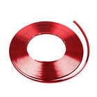 26-104ft Glossy Car Wheel Hub Rim Trim Tire Guard Rubber Strip Protector Decor
