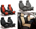 Coverking Synthetic Leather Tailored Seat Covers For Honda Del Sol