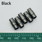 10pcs Magnetic Clasp Leather Cord Bracelet Connector For Diy Jewelry Making 55us