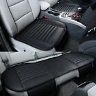 3d Universal Pu Leather Car Seat Cover Breathable Pad Mat For Auto Chair Cushion