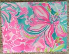 Lilly Pulitzer 6 X 8 Authentic Fabric Pieces - New Quilts Masks Projects