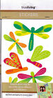 Tpc Studio Flower Butterfly  Dragonfly Themed Stickersseveral Varietiescute