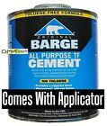 Barge All Purpose Tf Cement Glue Shoe Repair Leather Rubber Gallon Quart Adhesiv