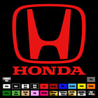 Honda Logo Vinyl Decal Superior Quality Car Truck Window Sticker Bumper