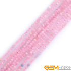 Natural Grade Aaa Assorted Stones Faceted Round Beads For Jewelry Making 15