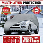 Motor Trend Suv Van Outdoor Cover Full Waterproof Breathable Uv Scratch Proof