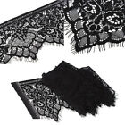 Floral Tulle Lace Trim Ribbon Fabric Tulle Mesh Embroidery Wedding Vintage Craft
