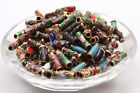 Wholesale Cloisonne Enamel Round Tube Spacer Loose Beads Jewelry Making