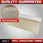 Auto Marine Pvc Vinyl Fabric Fake Leather Upholstery Waterproof 54w 1yd-10yd