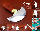 3kinds 912cm Leather Craft Hardwood Handle Round Head Cutting Cutter Knife Tool