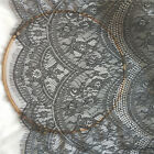 3 Meters Eyelash Lace Fabric Bridal Chantilly Lace Fabric Bridal Gown Lingerie